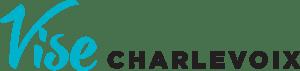 Vise Charlevoix – LA VIE à son sommet Logo